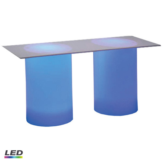 Cylinder Dining Table
